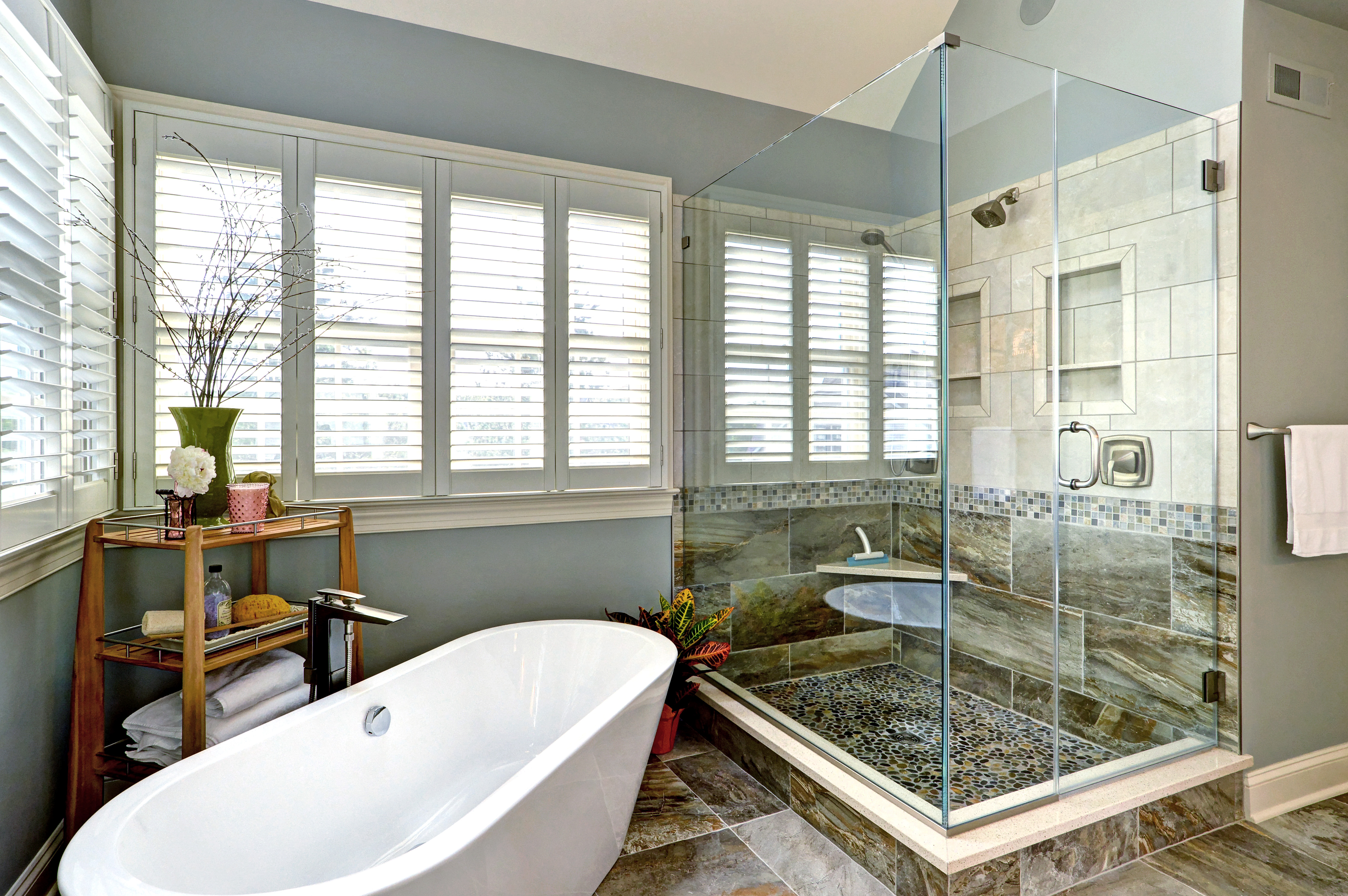 Remodeling Your Bathroom surviving your bathroom remodel - | gehman design remodeling | www
